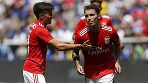 Benfica-Lyon: Jogo com duplo significado