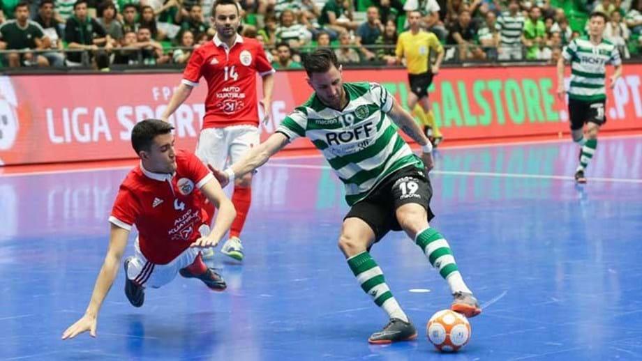 Sporting e Benfica já conhecem adversários na UEFA futsal Champions League.  Competição vem substituir a UEFA Futsal Cup aff5075fc164e