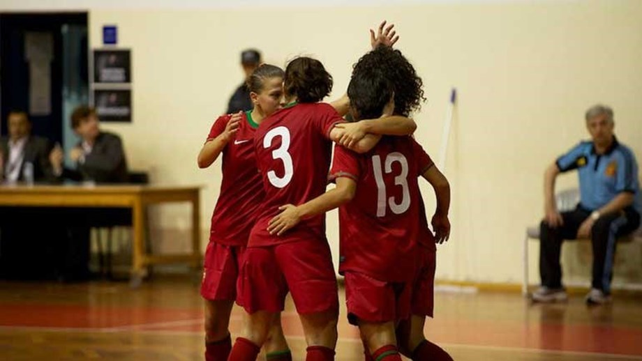 3768d5c661 Portugal recebe grupo de qualificação para o primeiro Europeu de futsal  feminino