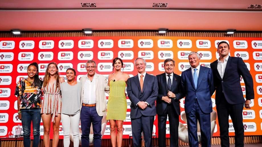BPI será patrocinador da seleção de futebol até 2022 - Seleções ... 88ad3b80c7c95
