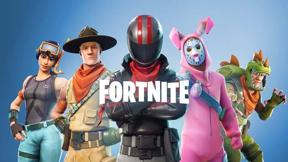 dados de vendas in game surpreendentes - fotos de fortnite personagens