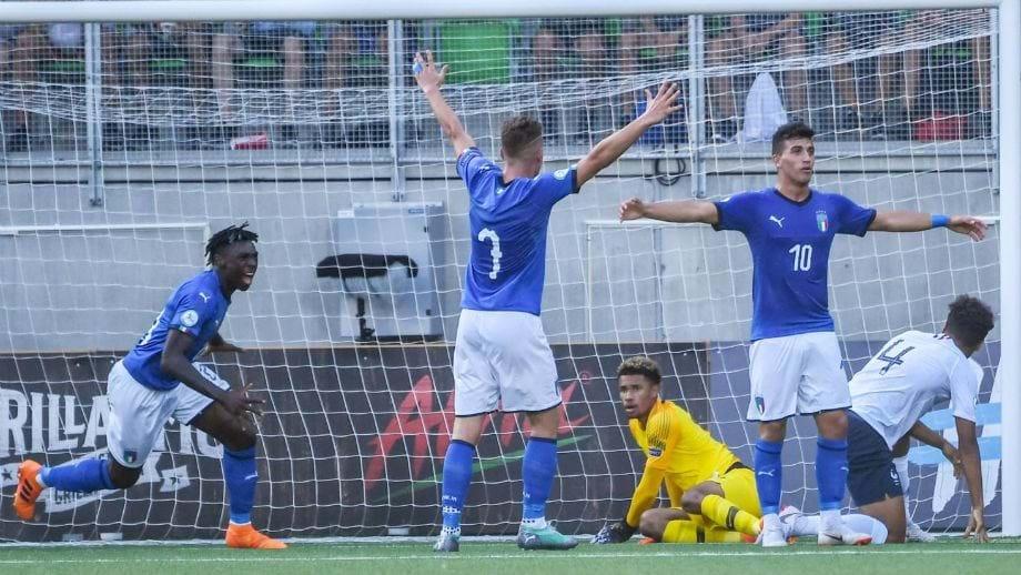 Portugal defronta Itália na final do Europeu de sub-19 - Sub19 ... d175c396f9961