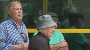 Pai de Bruno de Carvalho presente em Alvalade