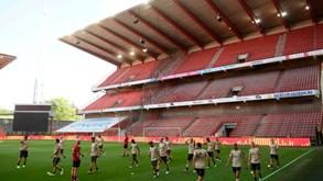 Standard Liège-Ajax: As emoções da Champions