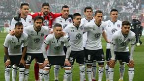 Colo Colo-Corinthians: O relvado vai aquecer