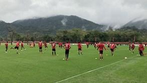Flamengo-Cruzeiro: Jogo com cheirinho total a Brasil