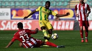 Desp. Aves-Tondela: Arranca a segunda jornada da Liga NOS