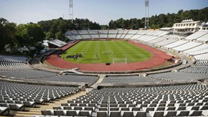 Belenenses-FC Porto: Jamor acolhe duelo azul