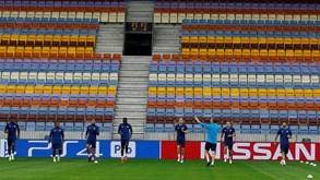 BATE Borisov-PSV Eindhoven: Favoritismo holandês à prova