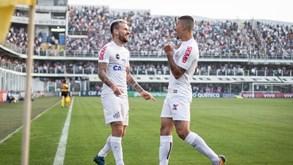 Independiente-Santos: Arranca a caça aos 'quartos'