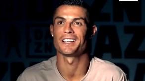 15e84b5f3 Cristiano Ronaldo passou ao lado de uma grande carreira... no ténis de mesa