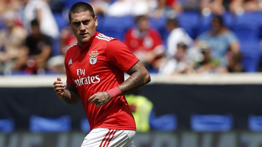 Castillo deve liderar o ataque - Benfica - Jornal Record ac4395ef725fc