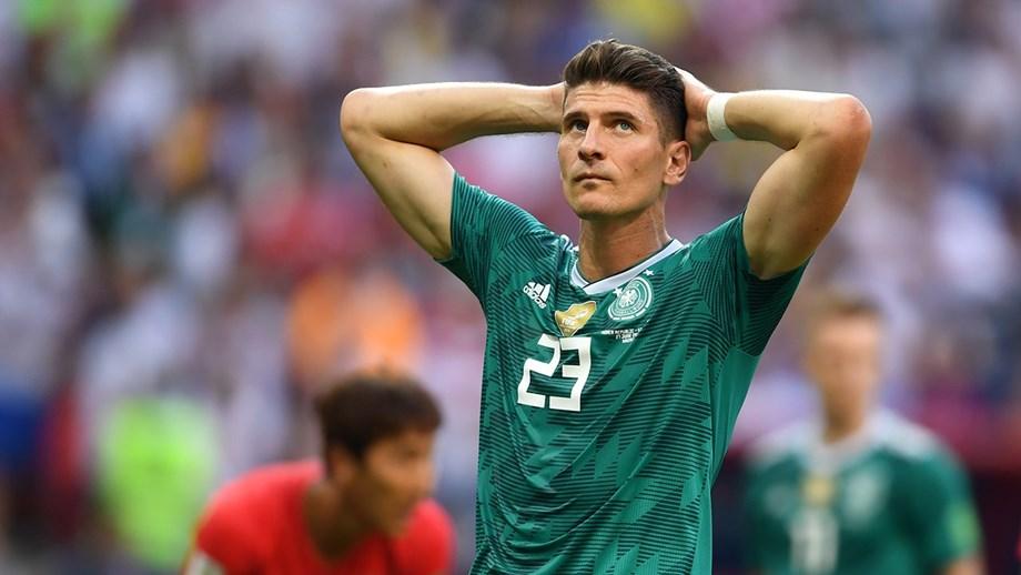Mario Gómez diz adeus à seleção alemã - Alemanha - Jornal Record f0a545a4558c8