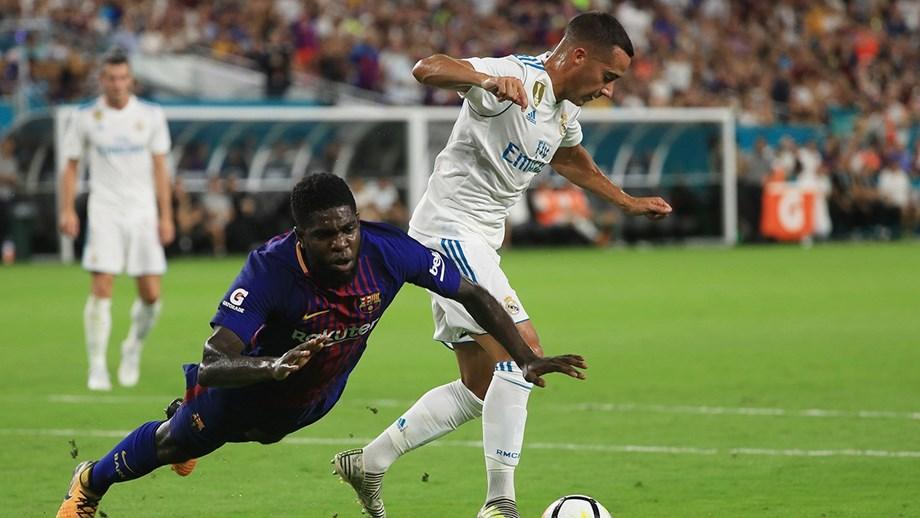Estados Unidos vão receber jogo da Liga espanhola. Acordo assinado servirá  para promover o campeonato naquela zona do globo 67544a51ef4d4