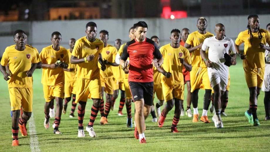 d3afd2112b 1.º de Agosto joga em Tunes para a Champions africana - Angola ...