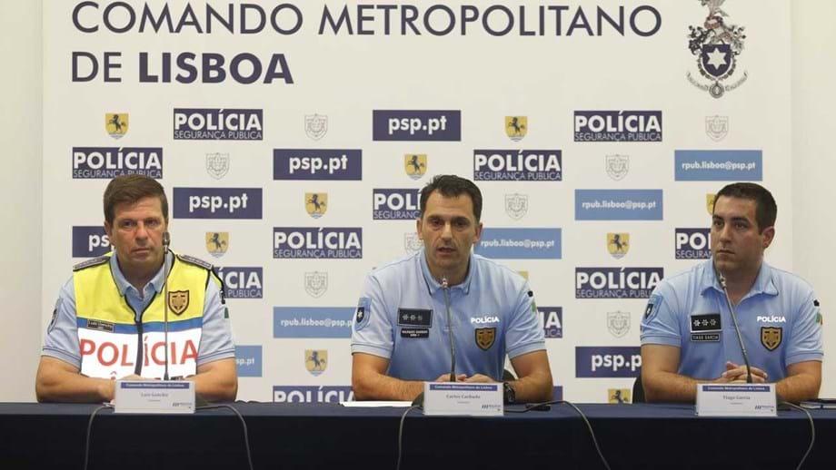 PSP saúda clima de paz entre Benfica e Sporting antes do dérbi ... 671120f0ee66f