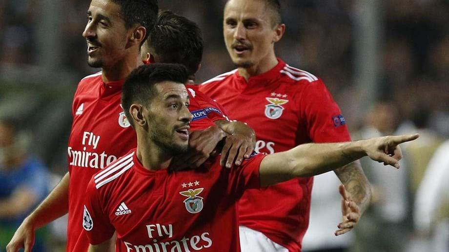 Maior goleada do Benfica desde 1992 93 - Benfica - Jornal Record 220dbe6b90e98