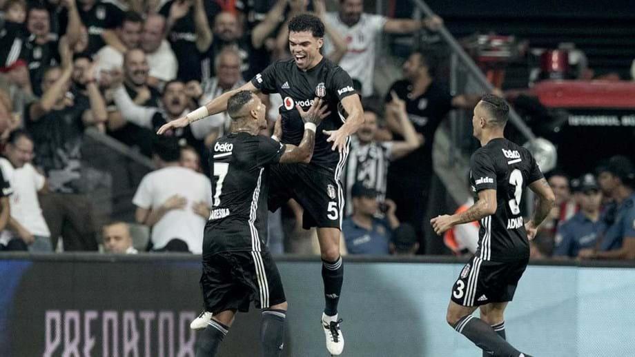 Quaresma a assistir e Pepe a bisar na vitória do Besiktas. O que fizeram os  portugueses na 2.ª mão do playoff da Liga Europa 9915e65c65c20