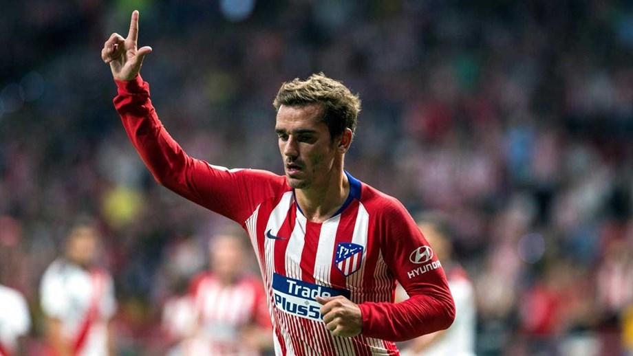 74ff7fa335974 Foto: EPA ... O avançado francês Antoine Griezmann, do Atlético de Madrid,  foi eleito o melhor jogador da edição 2017/18 da Liga Europa ...