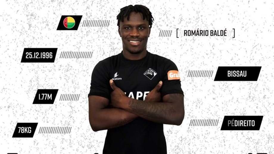 Resultado de imagem para Romário Baldé FOTOS