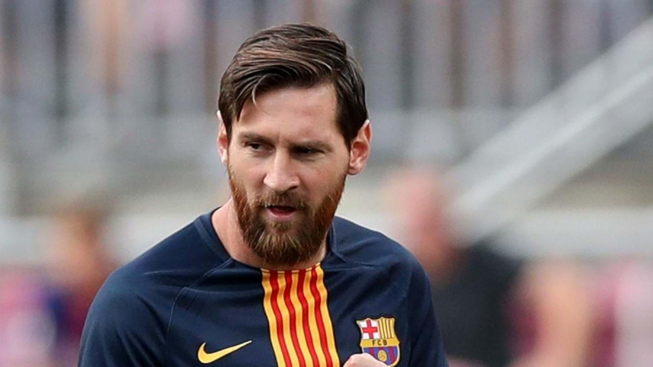 1   5 O insólito motivo para o River Plate ter descartado Messi . fc525d5bde817