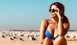 Sílvia Rizzo surpreende com foto na praia e não deixa ninguém sem resposta
