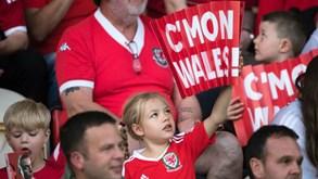 País de Gales-Irlanda: Primeiro jogo oficial de ambos em 2018