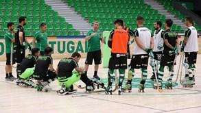 Sporting abre temporada frente ao Turquel na Elite Cup