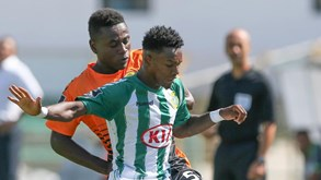 Nacional-V. Setúbal: Choupana recebe duelo da Allianz Cup
