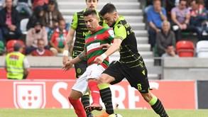 Sporting-Marítimo: Reencontro de risco para o leão