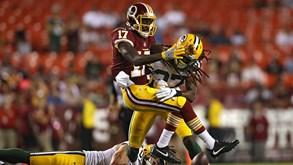 Washington Redskins-Green Bay Packers: Em busca da segunda vitória