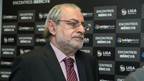 Álvaro Braga Júnior desagradado com as arbitragens