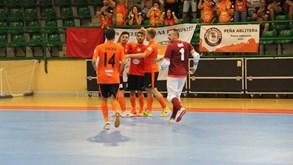 Ribera Navarra-Levante: O futsal do país vizinho