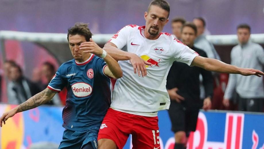 Leipzig cede empate em casa com o Fortuna Dusseldorf 2378f17368cb0