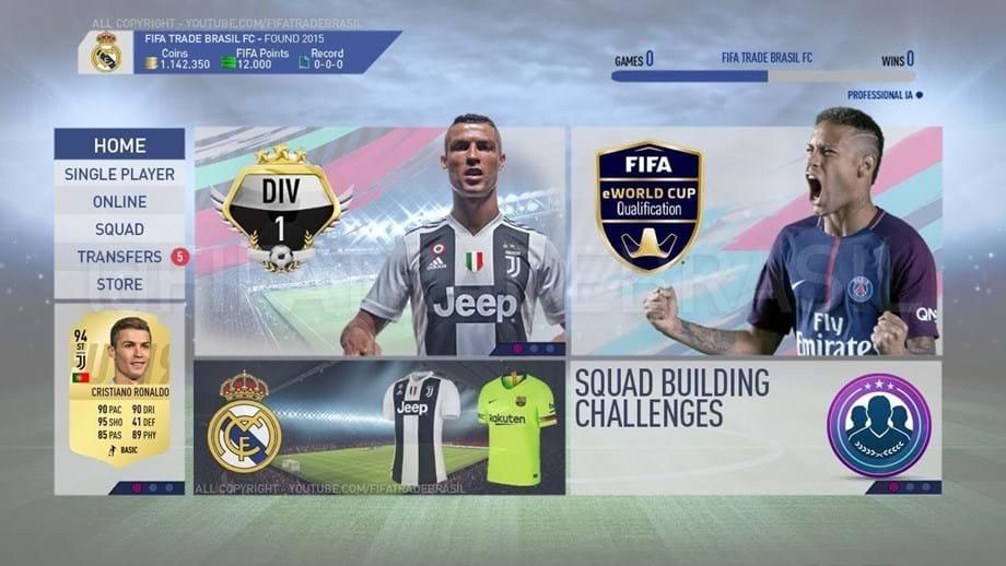 FIFA 19: Alguns dos mais talentosos do jogo - Record Gaming
