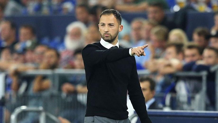 103be43277 Domenico Tedesco  «Estamos desapontados...» - Liga dos Campeões ...