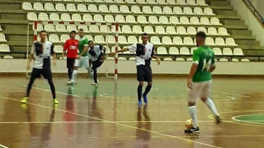 918b6ceb78 Dirigentes chamam PSP para identificar árbitros - Futsal - Jornal Record