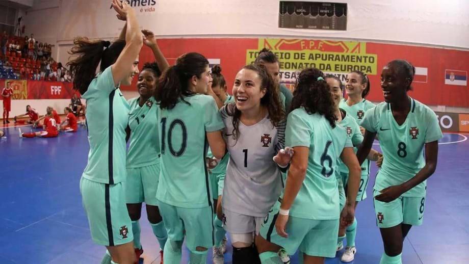 Gondomar vai acolher o primeiro Europeu de futsal feminino - Futsal ... d091181a48d53