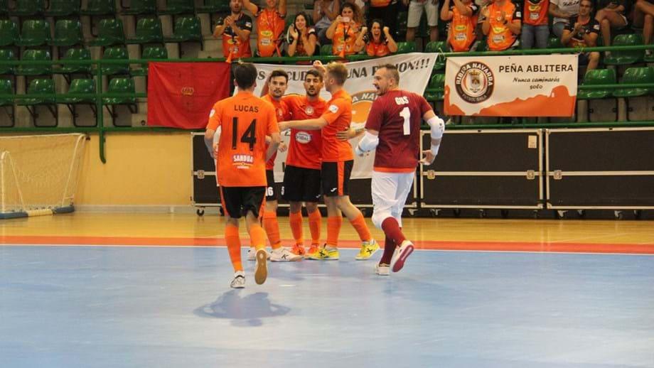 Ribera Navarra-Levante  O futsal do país vizinho - Aposta na ... b17d6cc7cc824