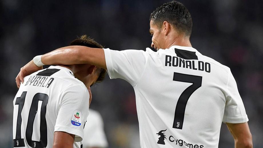 Camisolas da Juventus vendem que nem pãezinhos - Itália - Jornal Record 02c22b669268c