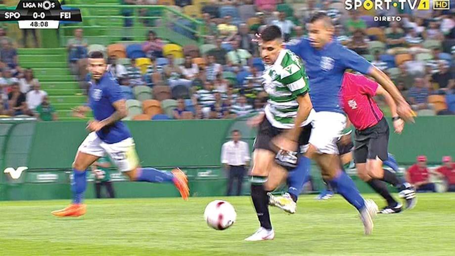 Sporting Feirense: Os Casos Do Sporting-Feirense
