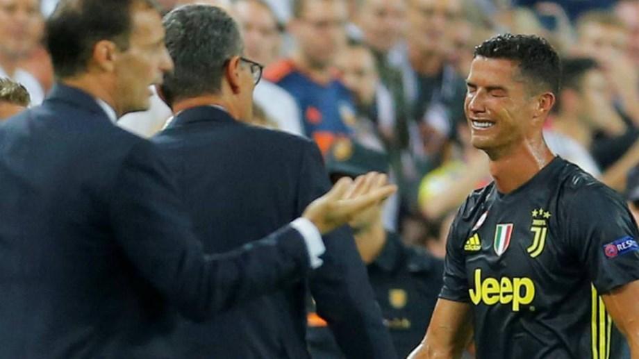 Saiba com quantos jogos Cristiano Ronaldo pode ser castigado - Liga ... e2908c276566c