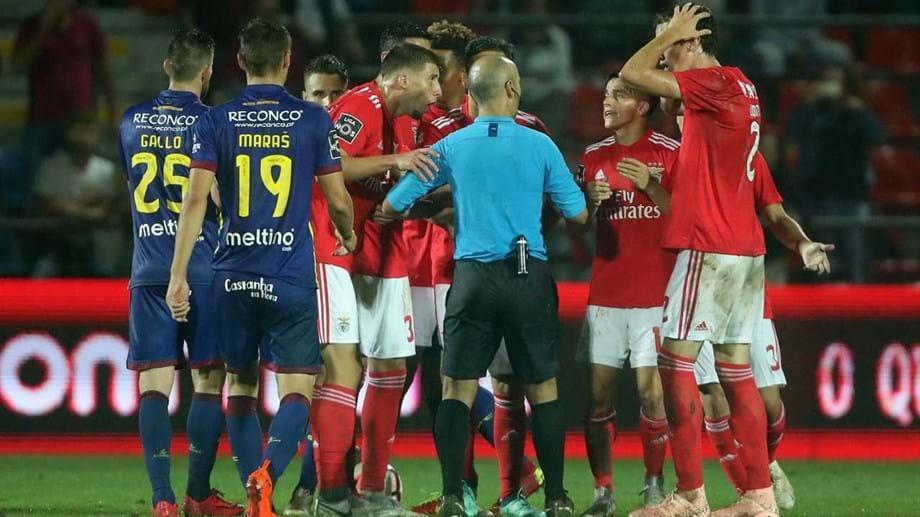 05b768ed8a FC Porto atira-se a Benfica  «Para eles a liga ainda tem de ser mais ...