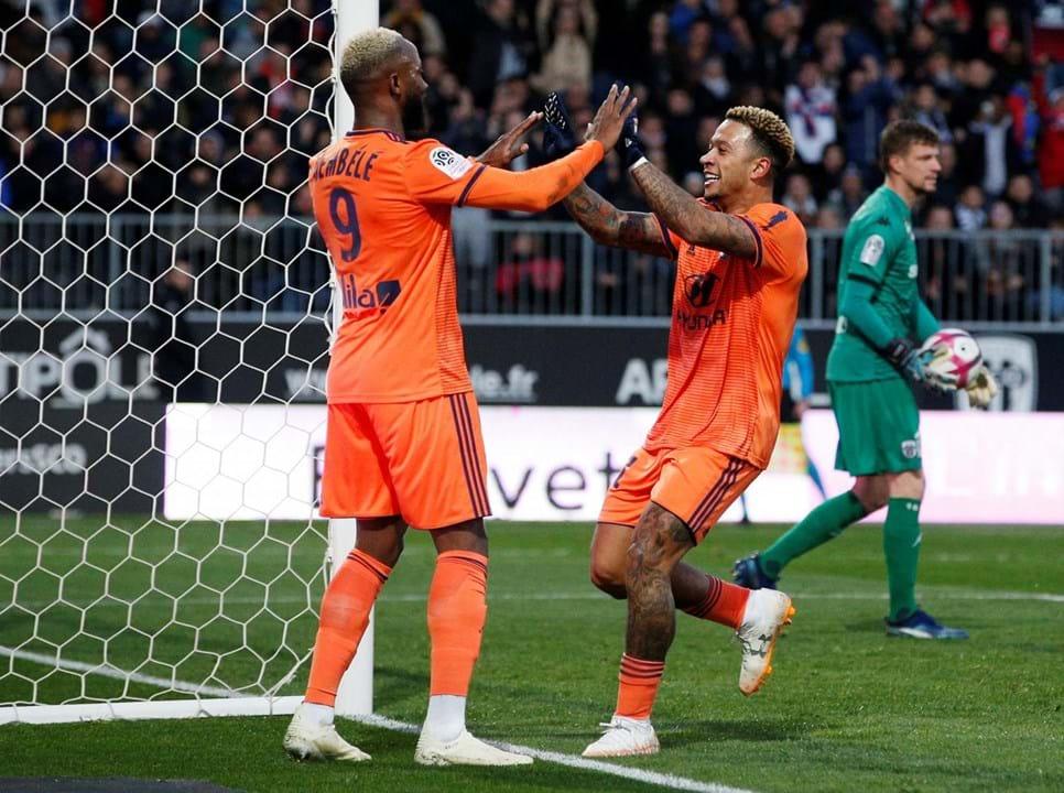 14. Lyon (França): 45 jogadores