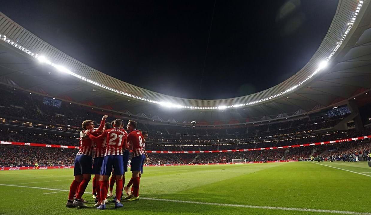 46. Atlético Madrid (Espanha): 29 jogadores