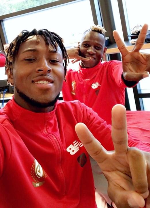 29. Standard Liège (Bélgica): 34 jogadores