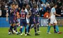 20. PSG (França): 40 jogadores