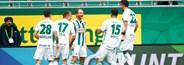 38. Rapid Viena (Áustria): 31 jogadores