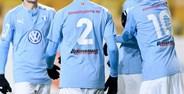 38. Malmö (Suécia): 31 jogadores