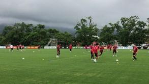 Flamengo-Fluminense: Arranca mais uma jornada do Brasileirão